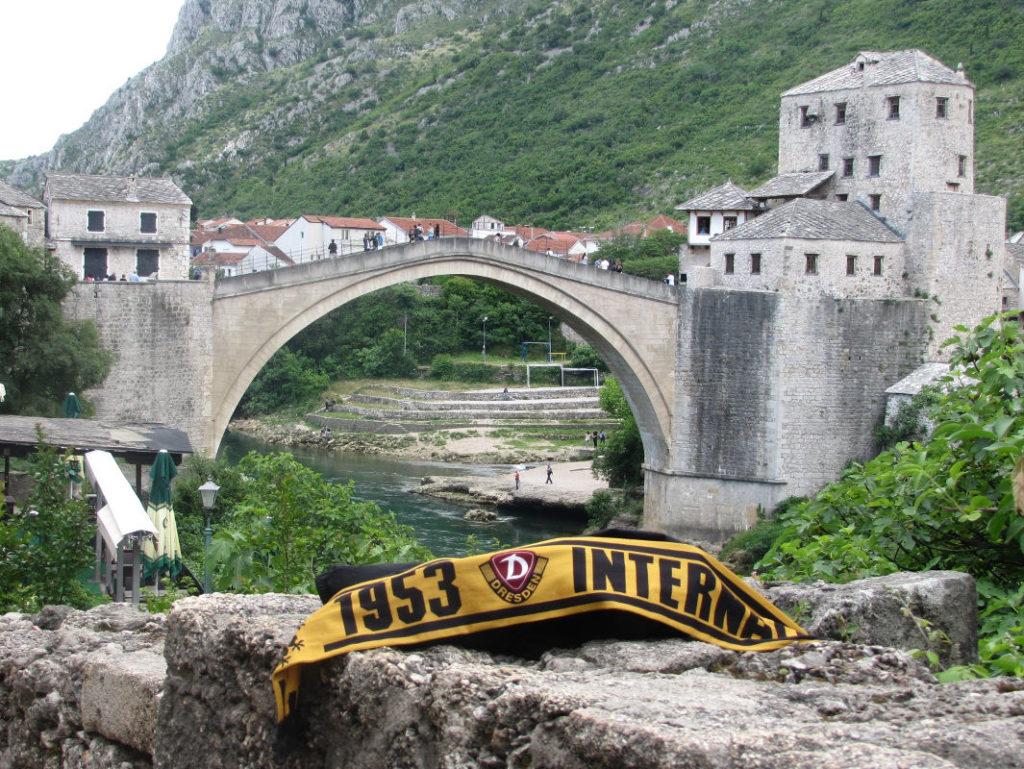 Stari most in Mostar, Bosnien-Herzegowina