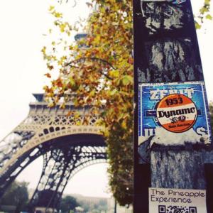 Eifelturm Paris, Frankreich