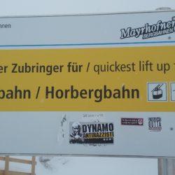 Horberg Mayrhofen, Österreich