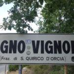 Bagno Vignoni, Italien