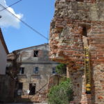 Toiano Geisterstadt - Italien